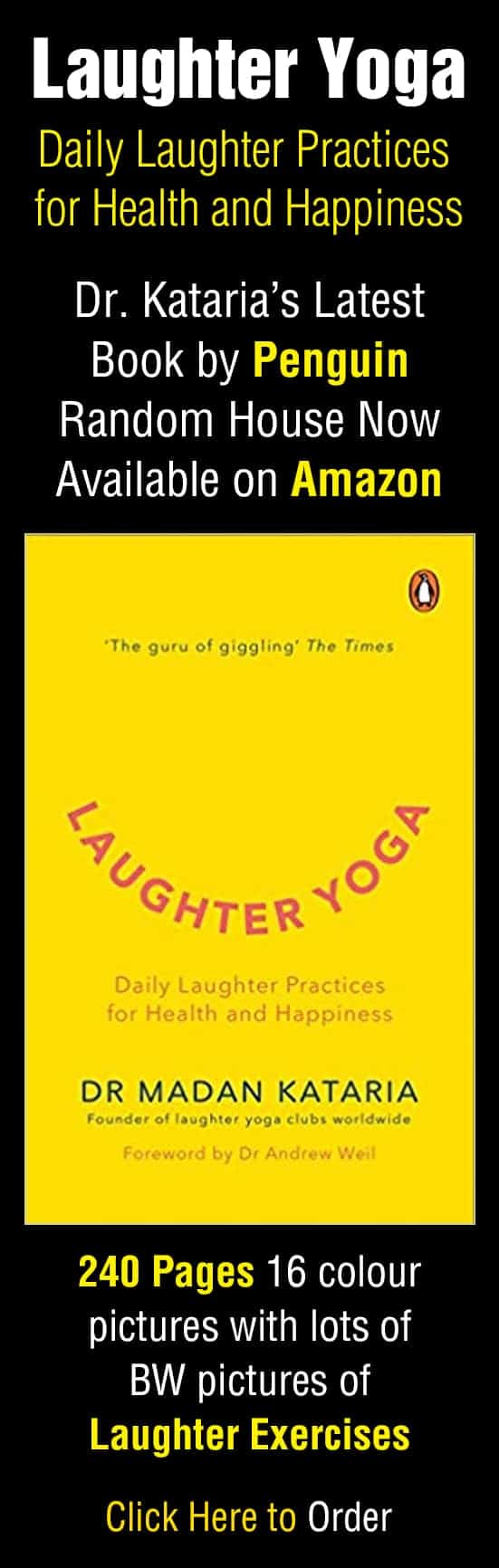 Laughter Yoga Penguin Book